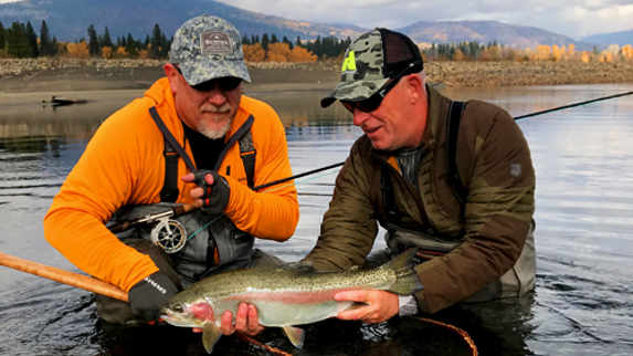 Hosted Fly Fishing Trips   The Portland Fly Shop